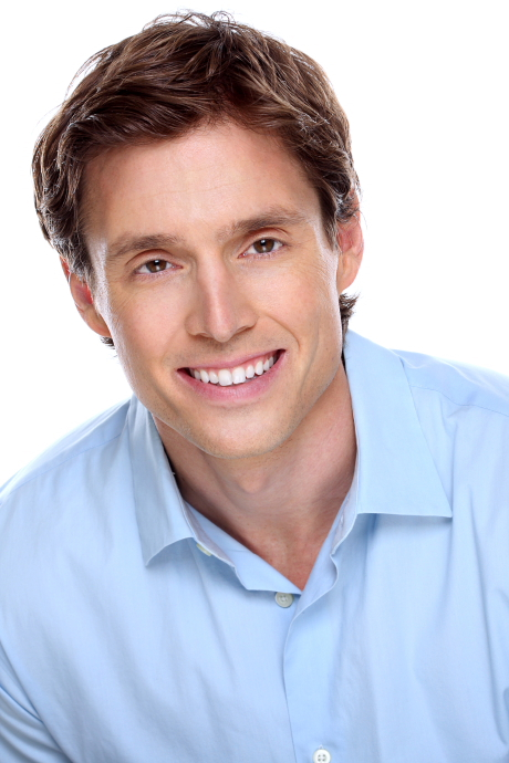 Tommy John Business Headshot by Carl James Photography
