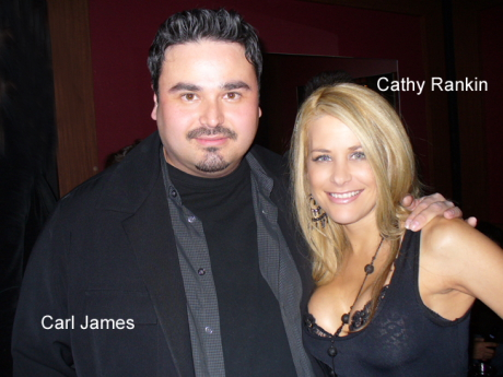 Carl James and Cathy Rankin