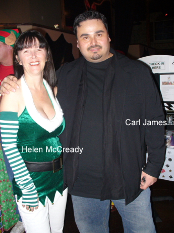 Carl James and Helen McCready